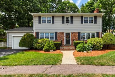Medford Single Family Home For Sale: 31 Doonan St