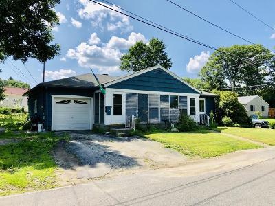 Thompson, Putnam, Pomfret, Woodstock, Burrillville, North Smithfield, Webster, Douglas Single Family Home For Sale: 32 Brook Street