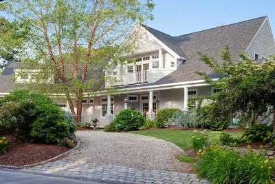 Falmouth Single Family Home For Sale: 82 Meadow Neck Rd