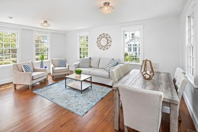 Cohasset Condo/Townhouse For Sale: 108 Elm Street #1