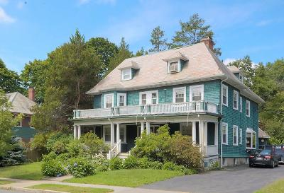 Watertown Single Family Home For Sale: 256 School St