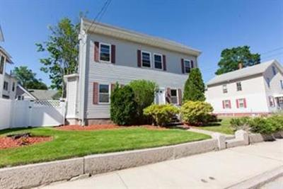 Attleboro Condo/Townhouse Contingent: 22 East Street #A