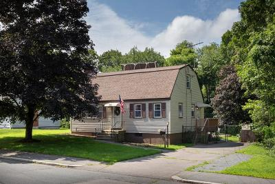Framingham Single Family Home For Sale: 25 Frost St