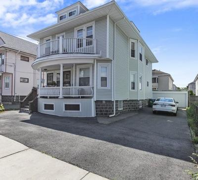 Medford Multi Family Home For Sale: 35 Alexander Ave