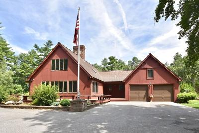 Rochester Single Family Home For Sale: 70 Parlowtown Rd