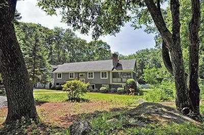 Hopkinton Single Family Home For Sale: 210 Winter St