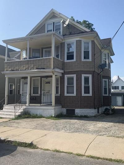 Medford Multi Family Home Under Agreement: 10 Lewis St