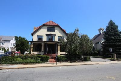 MA-Bristol County Commercial For Sale: 321 N Main St
