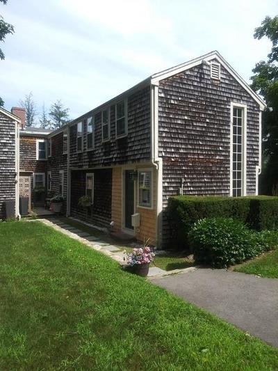 Hingham Condo/Townhouse For Sale: 176 South Street #4