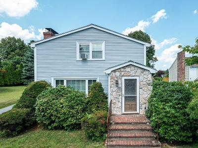 Wakefield Single Family Home For Sale: 496 Water St