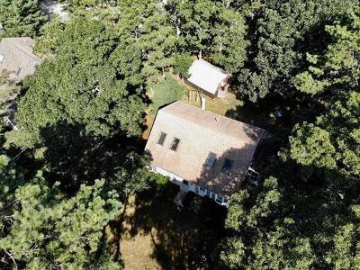 Mashpee Single Family Home For Sale: 89 Degrass Rd