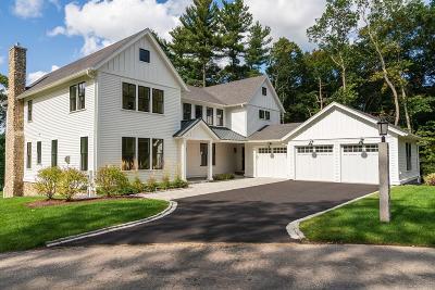 Weston Single Family Home For Sale: 5 Stone Ridge Lane