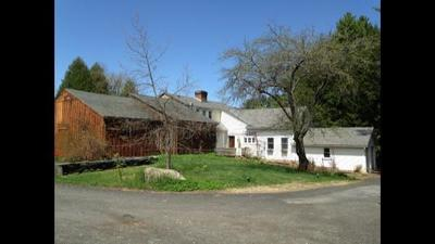 MA-Berkshire County Single Family Home For Sale: 14 A West Stockbridge