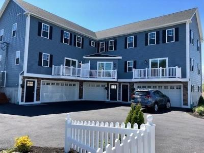 Quincy Condo/Townhouse For Sale: 713 Sea Street #1
