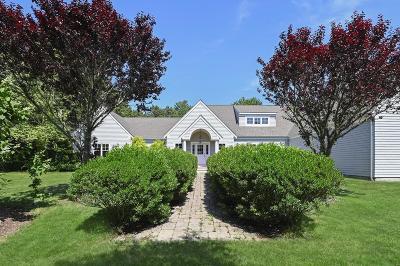 Mashpee Single Family Home For Sale: 29 Christopher Ln