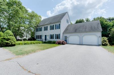Worcester Single Family Home For Sale: 24 Blackthorn Drive