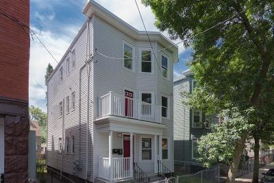 Multi Family Home For Sale: 91 Burrell St