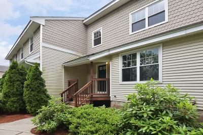 Westborough MA Condo/Townhouse For Sale: $429,000