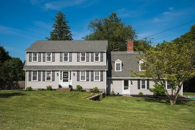 Cohasset Single Family Home Contingent: 1 Fairoaks Ln