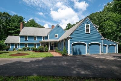Hopkinton Single Family Home For Sale: 29 Old Farm Rd