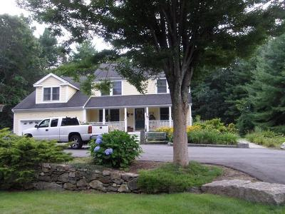 Canton Single Family Home For Sale: 111 Indian Lane