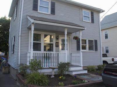 Medford Single Family Home For Sale: 56 Fountain St