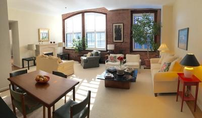 MA-Suffolk County Condo/Townhouse For Sale: 1241-1255 Adams St #PM309