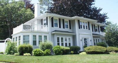 Quincy Single Family Home For Sale: 28 Glendale Rd.