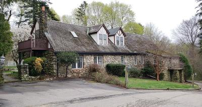 Cohasset Single Family Home For Sale: 2 Mendel Rd