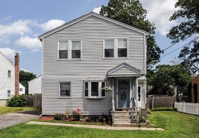 MA-Norfolk County Single Family Home For Sale: 21 Alder Rd
