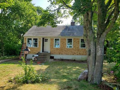 Yarmouth Single Family Home For Sale: 6 Archie Road