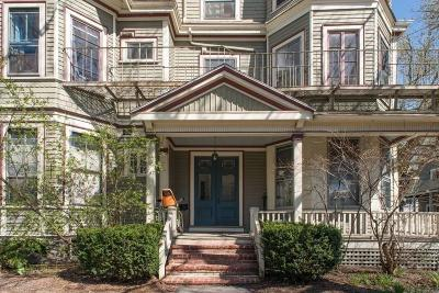 Brookline Rental For Rent: 72 Cypress St. #2