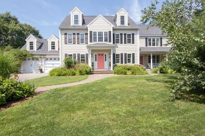 Plymouth Single Family Home For Sale: 7 R Kingfisher Lane