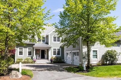Plymouth Single Family Home For Sale: 36 Barnswallow
