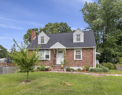 Canton Single Family Home For Sale: 187 Washington Street