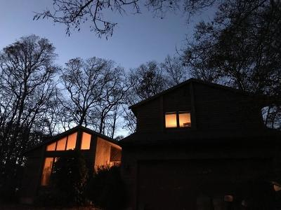 Mashpee Single Family Home For Sale: 42 Redwood Cir