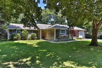 Falmouth Single Family Home For Sale: 34 Half Moon Cir