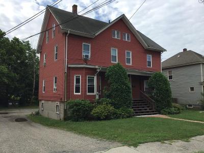 Northbridge Multi Family Home For Sale: 4-6 Brook Street