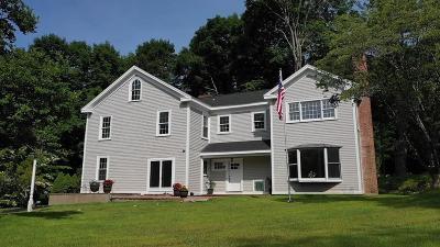 Framingham Single Family Home For Sale: 457 Edmands Rd