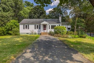Wilmington Single Family Home For Sale: 138 Chestnut St #138