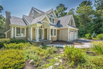 Mashpee Single Family Home For Sale: 32 Popponesset Ave