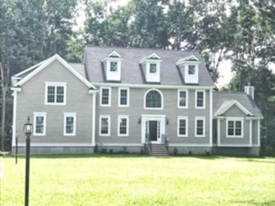 Shrewsbury Single Family Home For Sale: 136 Prospect