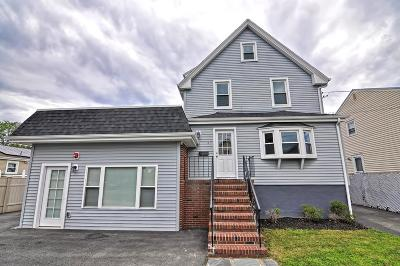 Malden Single Family Home For Sale: 304 Lynn St