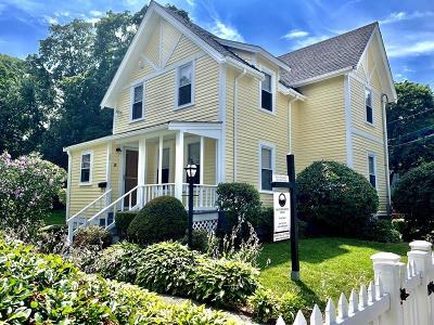 Melrose Single Family Home For Sale: 38 Otis St