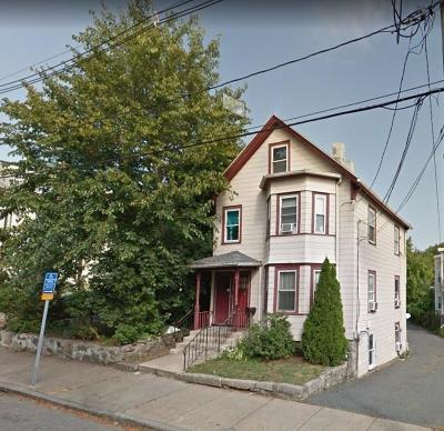 Waltham Multi Family Home For Sale: 100 Prospect St