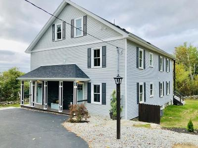 Hingham Condo/Townhouse For Sale: 54a Canterbury Street #A