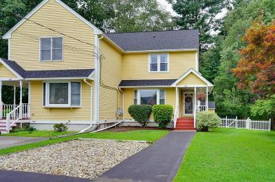 Wilmington Single Family Home Contingent: 501 Sandy Lane