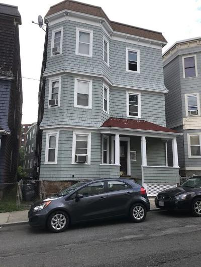 MA-Suffolk County Multi Family Home For Sale: 10 Buttonwood