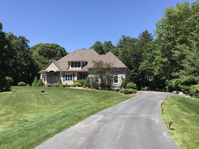 MA-Bristol County Single Family Home For Sale: 19 Oak Leaf Ln