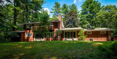 Sherborn Single Family Home For Sale: 26 Old Orchard Rd